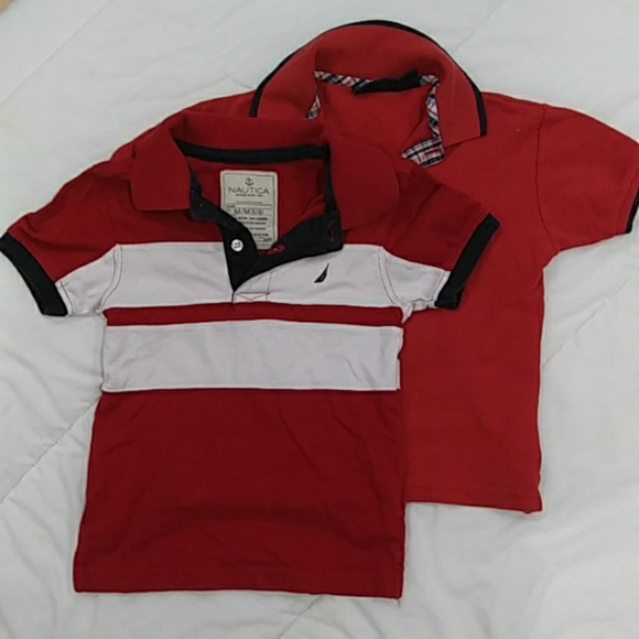 Nautica Other - Nice polo shirts from kitestring and nautica